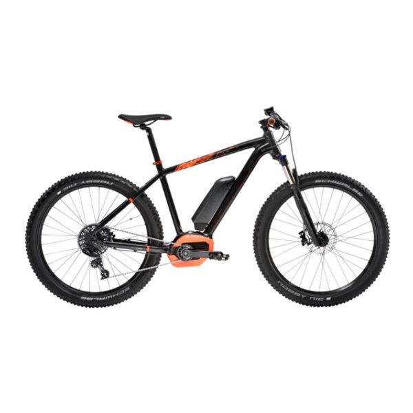 eM02 27,5 + NX 11 универсален черен/оранж